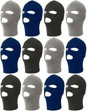 12 Pack Winter Beanie Hats for Men Women, Warm Cozy Knitted Cuffed Cap Bulk Pack