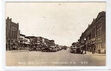 EGAN AVENUE SOUTH, MADISON: South Dakota USA postcard (C16790)