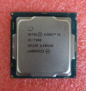 Intel Core i5 7500 Processor CPU 3.4Ghz 6Mb SR335 LGA 1151 Quad Core Desktop Pc