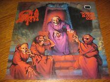 Death-Scream Bloody Gore LP, Century Media GERMANY 2001,ltd. Purple, megarar, nuovo!!!
