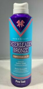 Pro Tan Overnight Competition Color Cheerleader Bronze - 6 oz.