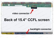 "PANTALLA PORTÁTIL B154EW04 V.B  -  QD15TL07 REV. 02  LCD de 15.4"""