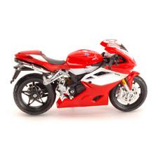 MV AGUSTA F4 RR 2012 1:18 Burago Moto Die Cast Modellino