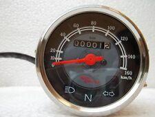160 KPH Speedometer fits Royal Enfield RE Bikes