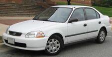 1996-2000 Honda Civic power steering pump pully nut