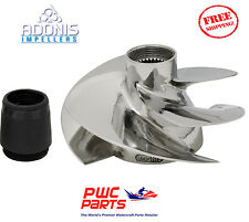 SEADOO ADONIS Stainless Impeller RXT 215 WAKE PRO GTX Ltd SC iS NEW 32-142-13-19