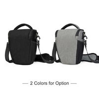 Camera Bag With Shoulder Strap Cameras Case DSLR For Nikon Canon Sony Durable