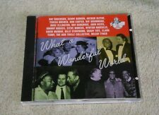 What a Wonderful World CD Red Baron Sony Teresa Brewer McCoy Tyner Clark Terry
