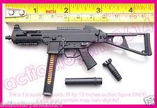 """1/6 scale 5"""" Submachine Gun -  UMP"""