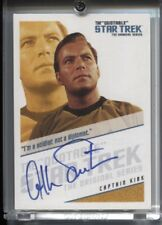 New ListingQuotable Star Trek Original Series Tos Autograph Qa1 - William Shatner (Soldier)