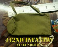 1/6 scale G.I.JOE 442ND Infantry NISEI Soldier's Large Bag for 12 inch  figure