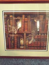 "L👀K Charles Wysocki ""Frederick the Literate"" Framed S/N #2122/6500"