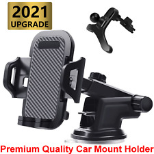 Universal Cell Phone Holder for Car Phone Mount Dashboard Windshield Air Vent Lo