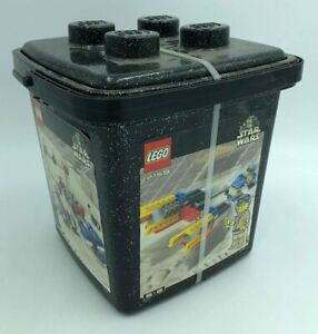 Lego Star Wars Episode 1 Pod Racing Bucket - Set #7159 -  SEALED - VINTAGE 2000