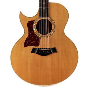 Vintage Taylor 655-C-L 12-String Jumbo Left Handed Natural 1990