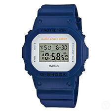 CASIO G-SHOCK G-SHOCK Military Colour Blue Watch DW-5600M-2
