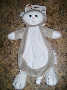 Blankets & Beyond Monkey Nunu Security Full Body 3D Lovey Baby NWT