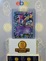 Hoopa EX 36/98 NM Near Mint Ancient Origins FullArt Ultra Rare Holo Pokemon Card