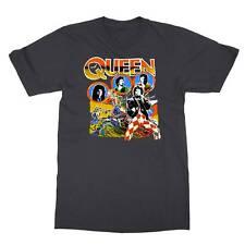 Vintage Rare Queen 1978 Tour Band Men's T-Shirt