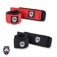 MISC FITNESS Weight Lifting Wrist Wraps Power Training Gym Workout Support Strap
