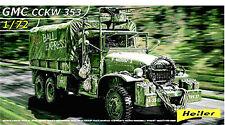Heller 1/72 GMC CCKW 353 # 79996