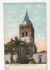 Madeira, Funchal, Torre da Cathedral Postcard, B145
