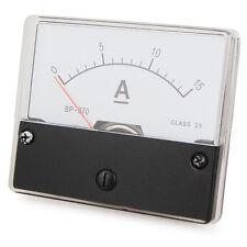 Ampermeter Drehspulinstrument 0a - 15a DC Bp-670