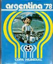 ALBUM FIGURINE COPA MUNDIAL-ARGENTINA 78-ED.GAZZETTA