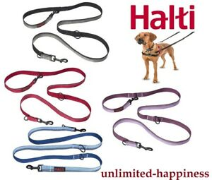 Halti Double Ended Training Lead Multi-Functional Dog Lead Large In 4 Colours
