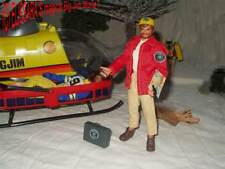 Big JIM-Josh come MOUNTAIN RESCUE Ranger con equipment! MATTEL!