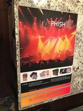 Phish Poster, Live Vols 01-06 Promo Only Rare 26X18 Mint Condition Elektra