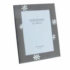Floral Garden Metal Photo & Picture Frames
