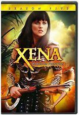 Xena: Warrior Princess - Season Five New DVD! Ships Fast!
