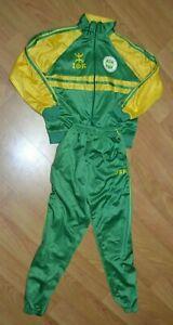 JS Kabylie Youth Medium 14 Track Jacket & Pants Outfit Algerian Soccer Nice JSK