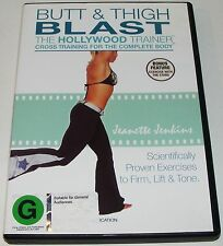 BUTT & THIGH BLAST---The Hollywood Trainer---- (Dvd)
