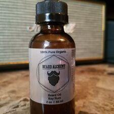 Beard Oil leave In Conditioner by Beard Alchemy - Tobacco Vanilla - 1oz Bottle