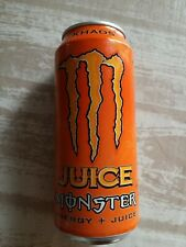 1 Volle Energy drink Dose Monster Juice  Khaos Can Coca Cola FULL USA