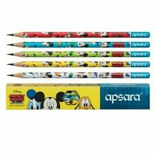100x Apsara MICKEY MOUSE & FRIENDS Extra Dark Pencils | for kids school gift