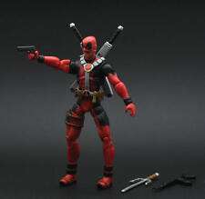 "X MEN Univers Super Heros Marvel Deadpool 3/4 3.75"" Loose Auction Figures ZX308B"