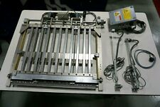 Used MBO B21 Gatefold Plate Device includes plate, control box (2) sensors 7 pin