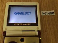 kd1498 GameBoy Advance SP Famicom 20th Game Boy Console Japan