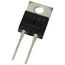 CREE c3d04065a SIC-Diode 6a 600v Silicon Carbide Schottky Diodo to220ac 855424