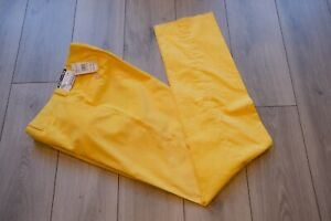 Polo Ralph Lauren Italy Corduroy Trousers 38 BNWT Made in Italy