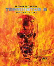 Bluray Terminator 2: Judgment Day STEELBOOK (Blu-ray) Schwarzenegger OOP