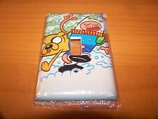 ADVENTURE TIME FINN AND JAKE THE DOG LIGHT SWITCH PLATE #3
