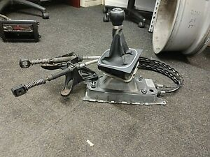 OEM VOLKSWAGEN JETTA M/T MANUAL TRANSMISSION SHIFTER COMPLETE AS SHOWN