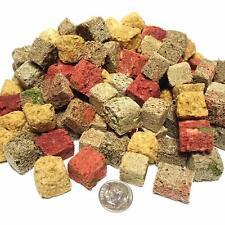 GB-530 8-Type Cube Mix  Blackworms, Tubifex Worms, Beef Heart, Brine Shrimp