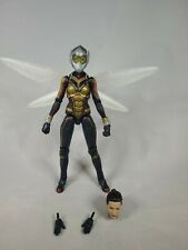 """Marvel Legends Cull Obsidian Series Wasp 6"""" Action Figure Hasbro"""