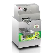 Automatic Commercial Sugar Cane juicer, Electric Juice Extractor 300kg/H