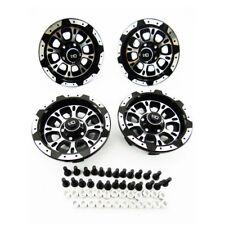Hot Racing BLW22SC01 Aluminum 2.2 Axial IFD Beadlock Wheel Covers (C-Style)(4)